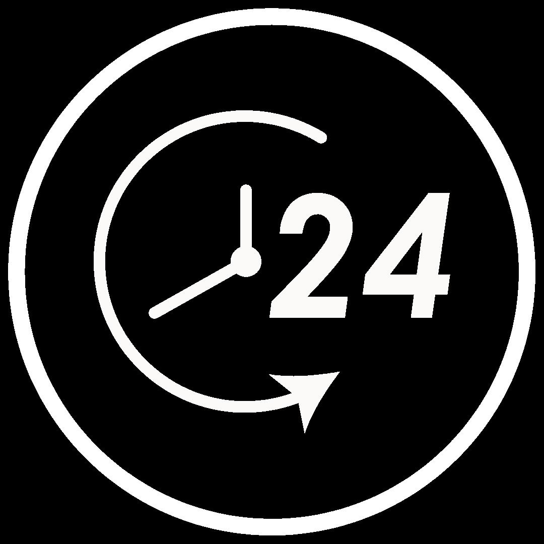 Réservation 24H/24