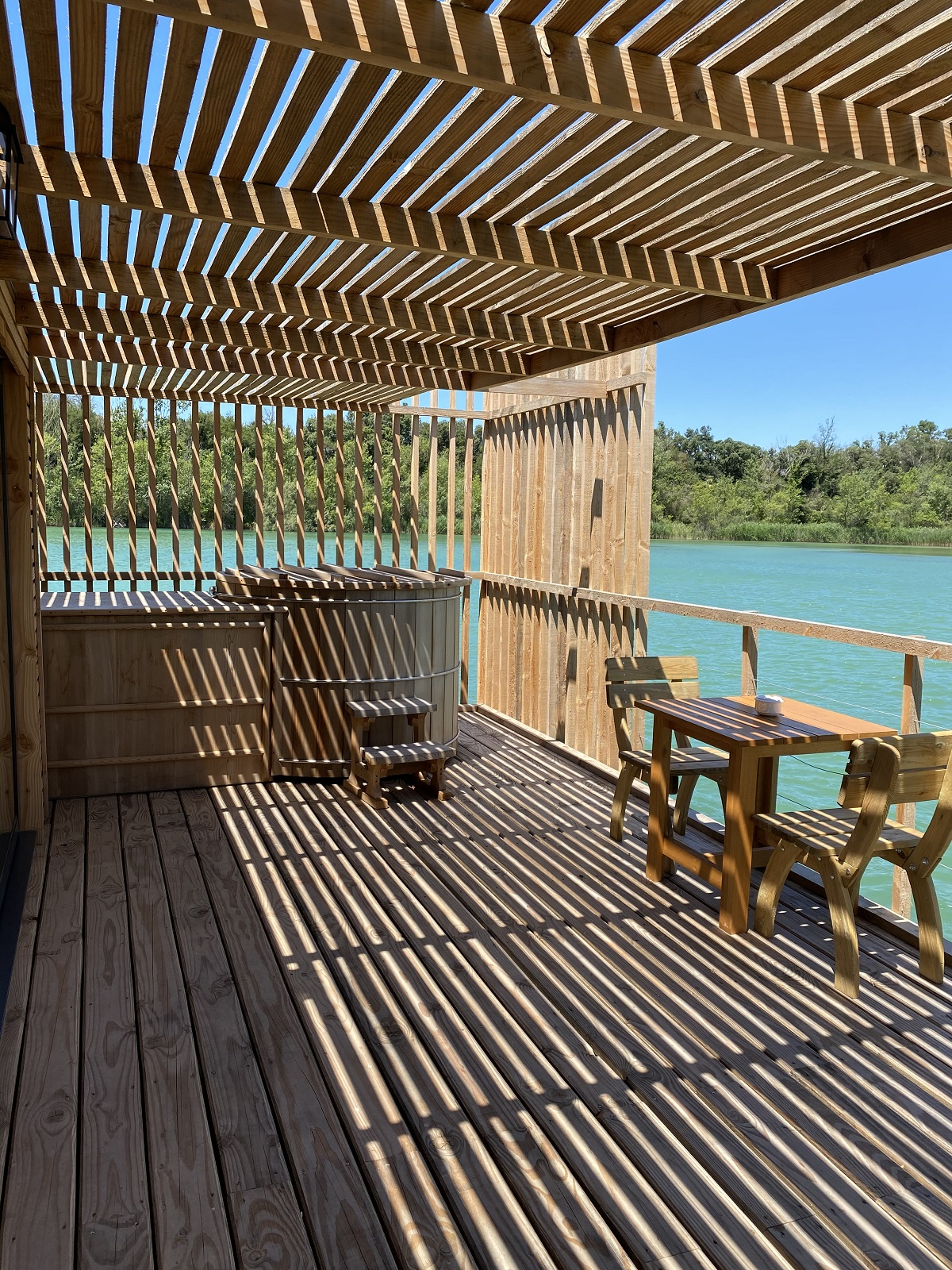 COUCOO GRANDS CEPAGES - CABANE SPA PARADIS